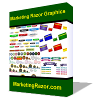CB Vendor Graphics Pack: Over 1,400 images and clip-arts for Internet Marketing